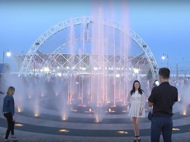 Новый парк в центре Волгограда назвали «Санта-Барбарой»