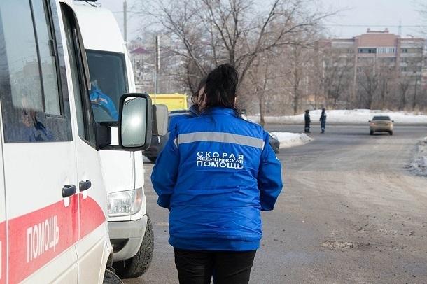 Самосвал сбил школьника на переходе в Советском районе Волгограда