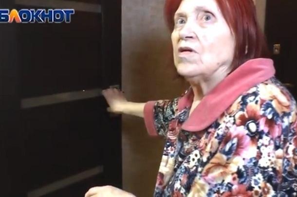 Спустя 40 лет дверь мечты получила пенсионерка, пережившая ВОВ