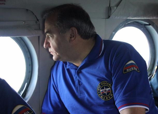 Министр МЧС Пучков распорядился взрывать льдины в затопленных поселках Волгоградской области