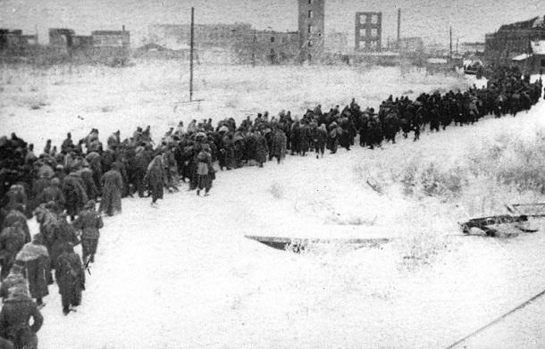 2 января 1943 года –  Красная Армия готовится к резкому увеличению количества военнопленных со стороны врага