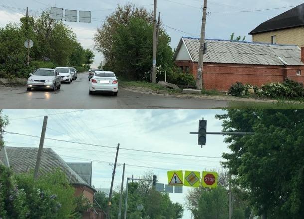 Стало известно, когда заработают светофоры на «адском перекрестке» в Волгограде