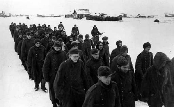 19 января 1943 года – немецкое командование пугает своих окруженных под Сталинградом солдат ужасами русского плена
