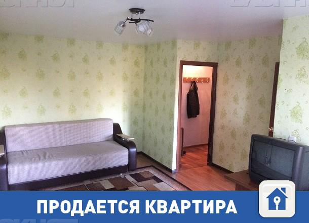 Продается уютная квартира в Волгограде!
