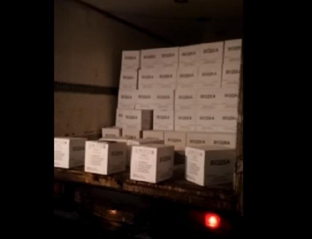 Неменее 11,5 тыс. бутылок фальсификата изъяли под Волгоградом