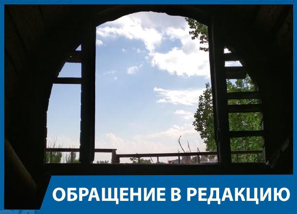 Капремонт дырявого дома  в Волгограде ждать ещё десять лет, - жительница многоэтажки