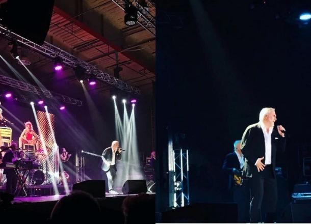Валерий Меладзе был впечатлен быстротой волгоградцев на концерте