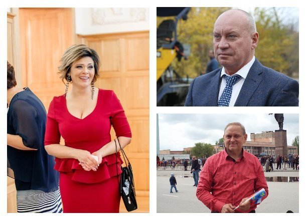 Тройка стильных мэров Волгоградской области