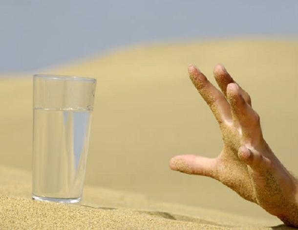 Два жарких дня без воды придется пережить волгоградцам