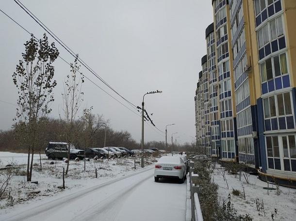 Волгоградские синоптики рассказали, когда растает весь снег