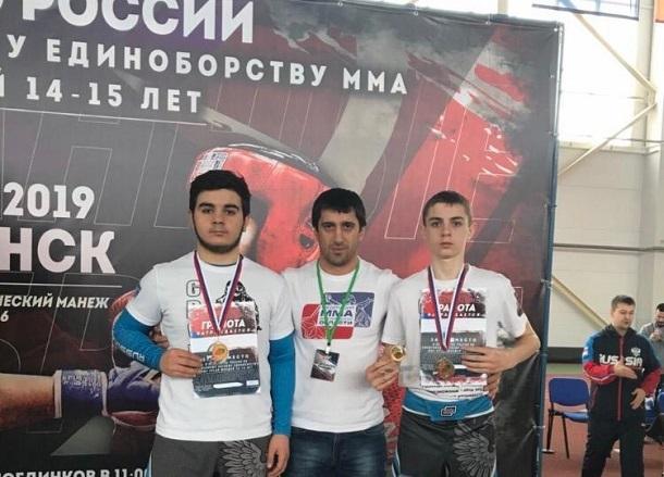 Двое волгоградцев «порвали» соперников на соревнованиях в Мурманске
