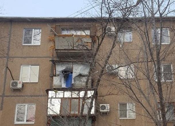 В Волжском возбудили уголовное дело по факту взрыва газа в пятиэтажке