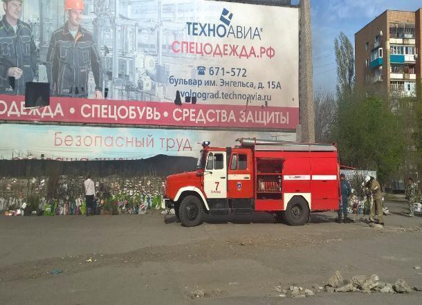 Наюге Волгограда гасят заброшенный кинотеатр «Юбилейный»
