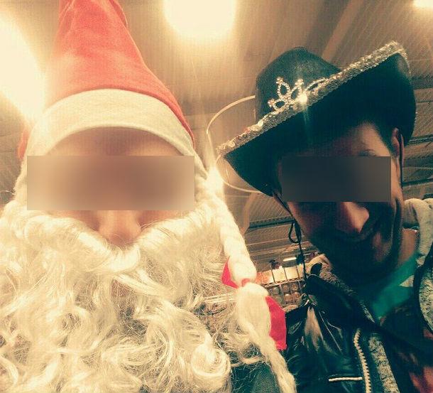 Дед Мороз и ковбой-принцесса ищут подруг для новогодней вписки в Волгограде