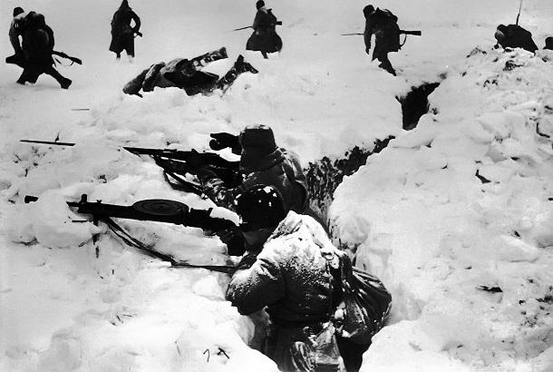17 января 1943 года – под Сталинградом советские войска вышли на рубеж внутреннего обвода города
