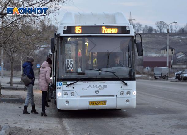 Администрация Волгограда заявила, что проблем с общественным транспортом в «Родниковой долине» нет