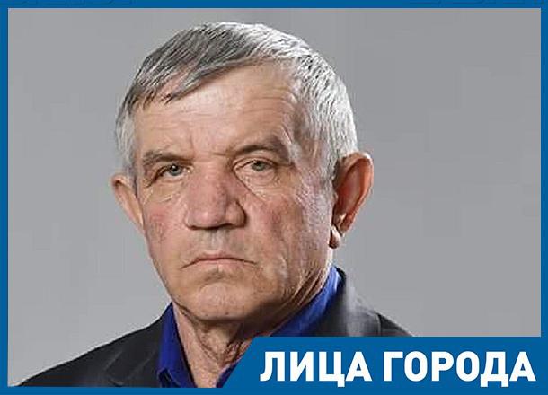 Вся Волгоградская область сегодня - это кладбище надежд, - общественник Валерий Выдрин