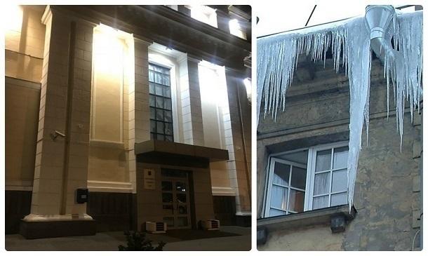 Состояние дворов вВолгограде после снегопада проверят инспекции