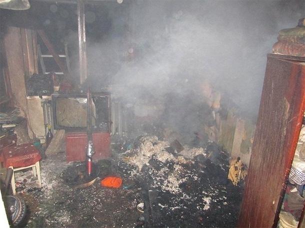 Оставшийся одиноким в Новый год мужчина сгорел в Волгограде