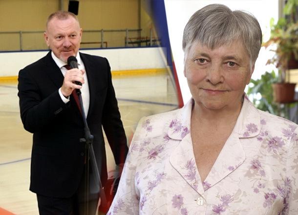 Лидер волгоградских единороссов попросил наградить свою маму за развитие парламентаризма