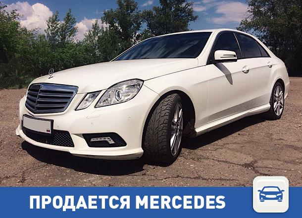 Продается Mercedes Benz E-Class