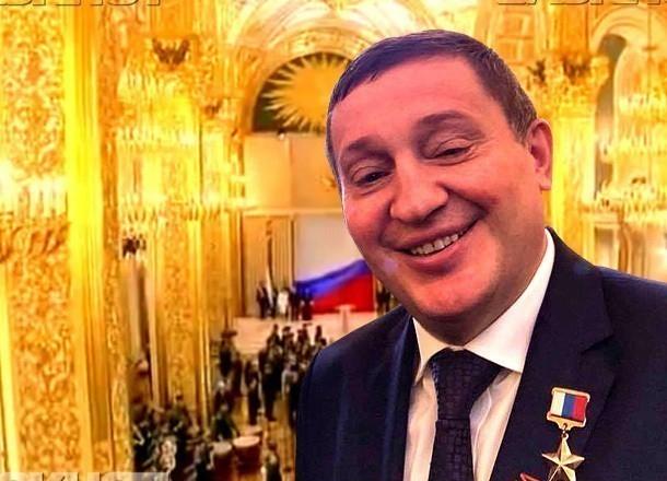Губернатора Андрея Бочарова будут охранять бойцы Росгвардии