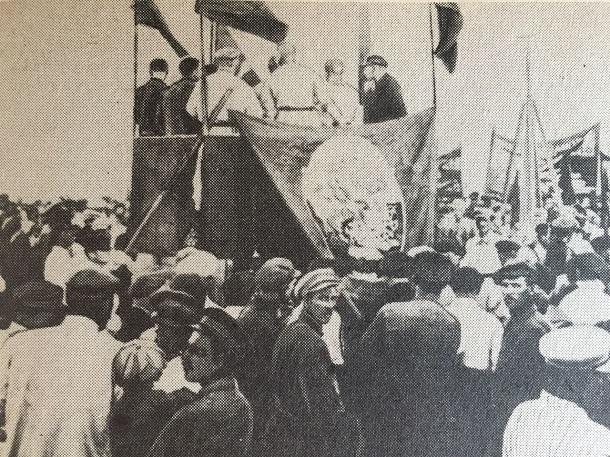 Календарь: 12 июля 1926 года на северной окраине Сталинграда состоялась торжественная закладка тракторного завода
