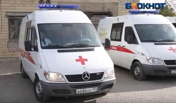 Возле станции скорой помощи в Камышине выловили тело мужчины