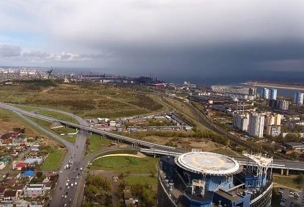 500 метров над Волгоградом: город-герой с квадрокоптера