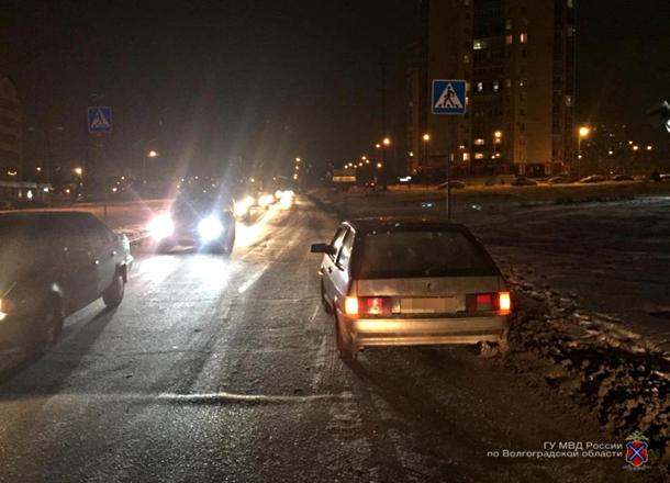 ВВолгограде ищут свидетелей ДТП с13-летним парнем