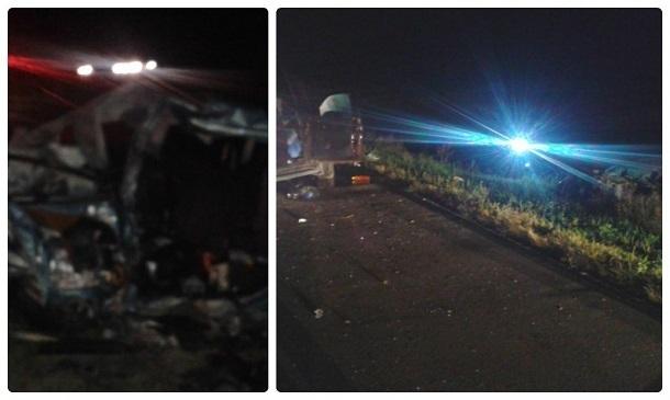 Двое волгоградцев погибли в страшной аварии в Рязанской области