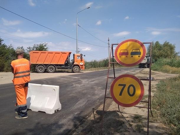 15 километров трассы под Волгоградом должны отремонтировать этой осенью