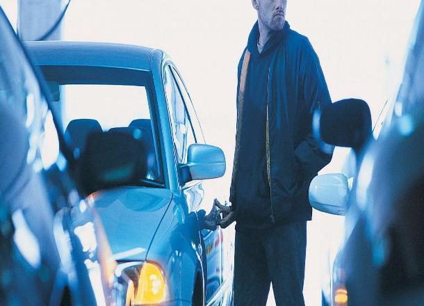 Волгоградец ответит заложный донос обугоне своего автомобиля
