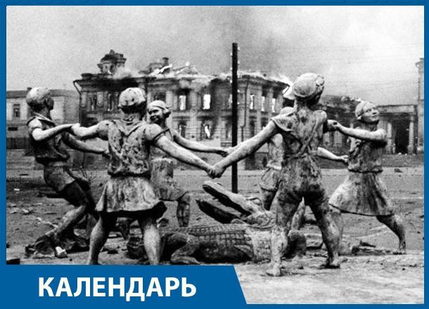 Календарь: 3 декабря 1941 года – Сталинград на пороге эпидемии тифа