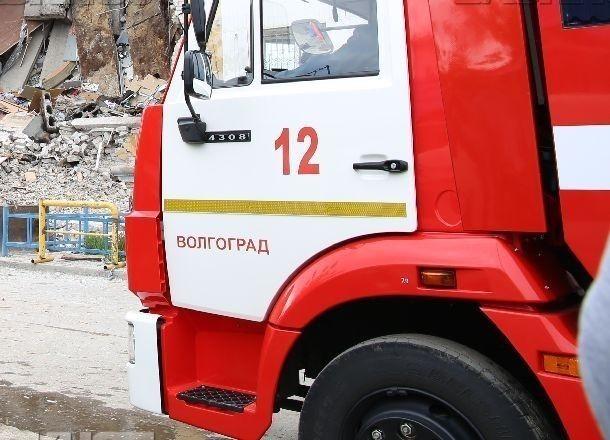 Обгоревший труп женщины обнаружили в квартире в Волгограде