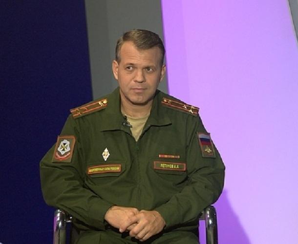 Волгоградский полковник стал одним из лучших в России