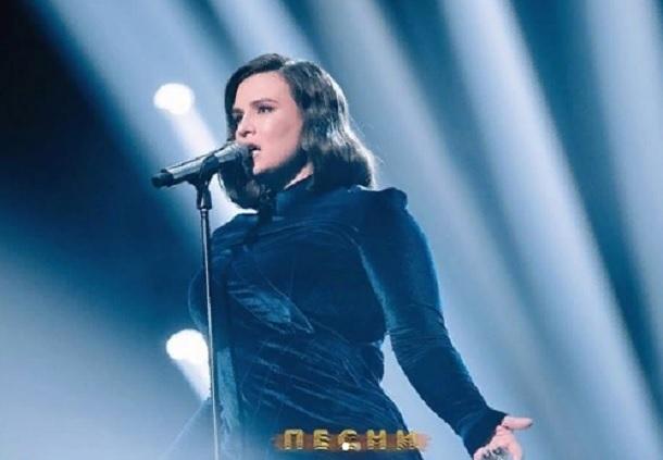 Образ волгоградки Анны Борониной на шоу «Песни» сравнили с Полиной Гагариной
