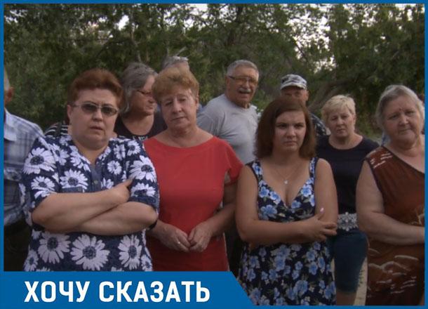 Жители Дар-горы толпой обратились к властям не закрывать трамвайный маршрут №1 в Волгограде