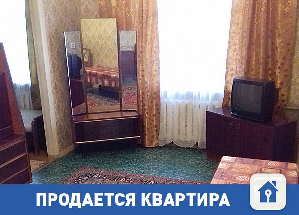 Продается двухкомнатная квартира по цене «однушки»