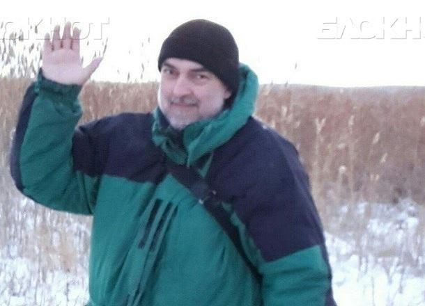 Наюге Волгограда пропал заядлый рыбак ифотограф Владимир Савченко