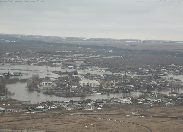 С сегодняшнего дня паводок в Волгоградской области может усилиться