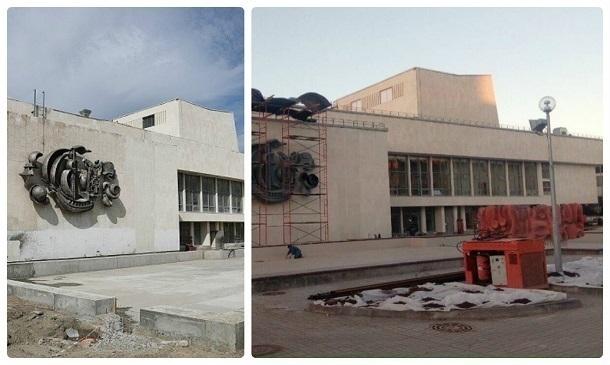 Отреставрированный волгоградский ГДЮЦ задействуют для ЧМ-2018