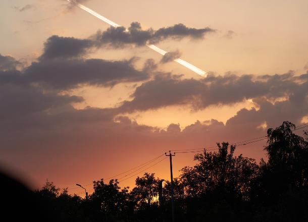 Переменная облачность и жара ожидает волгоградцев