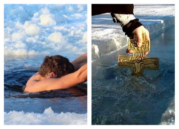 Снег и морозы -15ºС обещают синоптики волгоградцам на Крещение