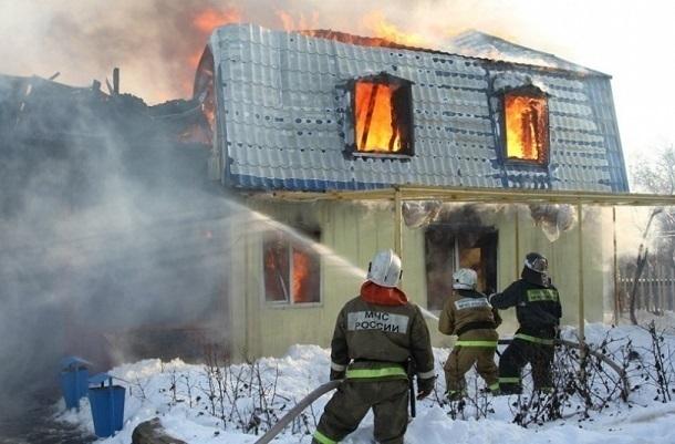 Электронагреватель стал первопричиной смертоносного пожара вРуднянском районе