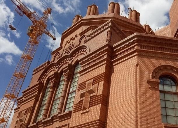 В честь Дня народного единства на собор Александра Невского в Волгограде установят 12-тонный колокол