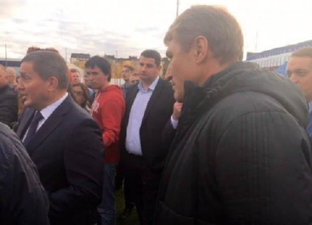 Легенда волгоградского футбола Олег Веретенников возвращается в «Ротор»