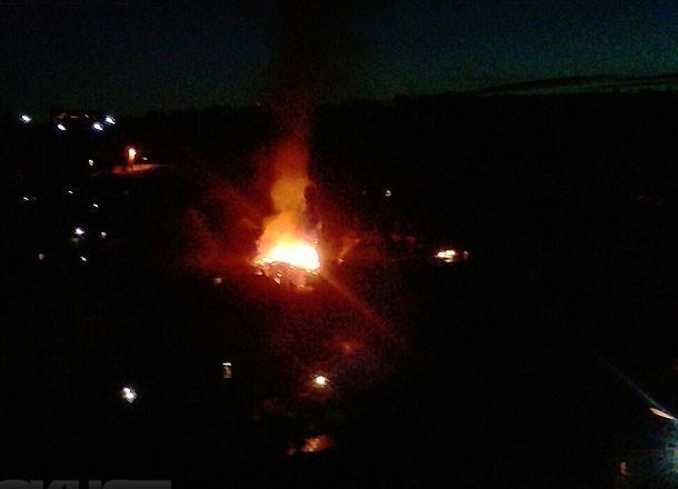 Голоса в голове заставили молодого мужчину сжечь себя вместе с домом на юге Волгограда