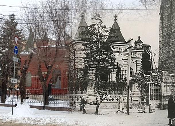 Тогда и сейчас: загадка появления дома купца Репникова – музея обороны в Волгограде