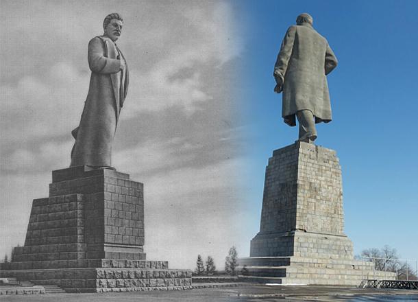 Тогда и сейчас: Сталин превратился в Ленина